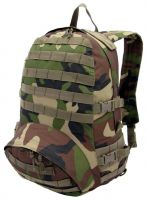 PLECAK RUCKSACK URBAN BACKPACK WOODLAND MOLLE